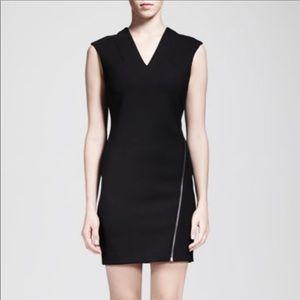 Helmut Lang Moto zipper dress - never worn!